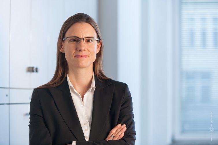 McKinsey & Company: Katrin Suder, Direktorin | © Eric Shambroom Photography