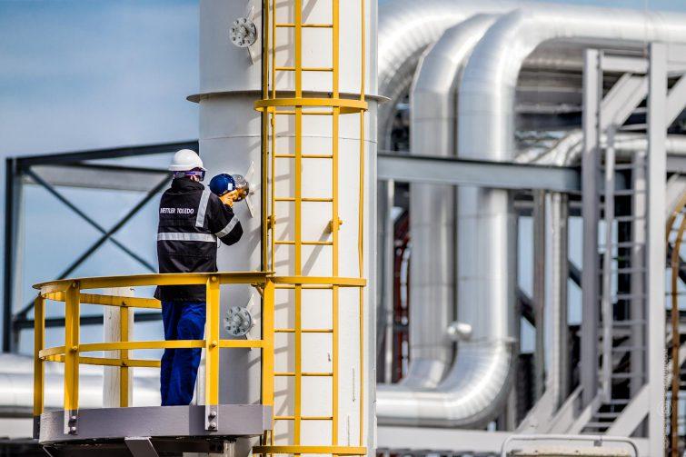 Bei DOW Chemical werden viele Analysen durchgeführt | © Eric Shambroom Photography