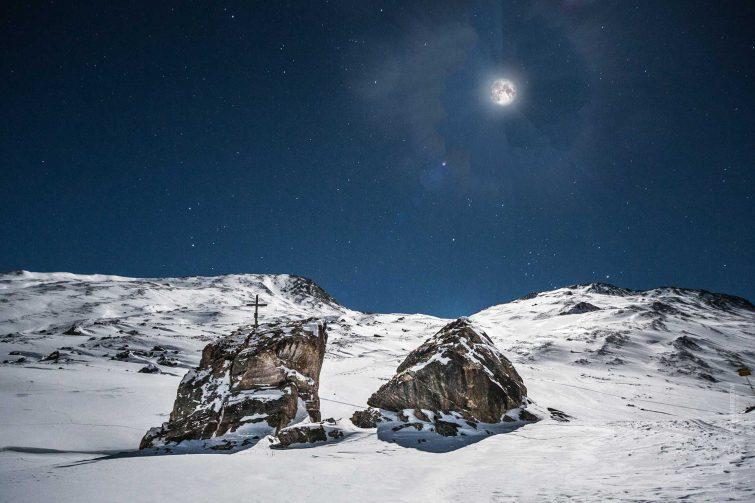 Eine Witnernacht bei minus 19 Grad. | © Eric Shambroom Photography