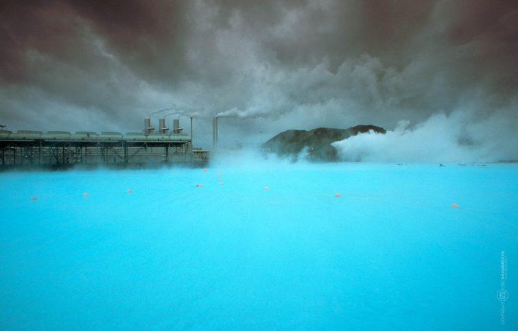 Die blaue Lagune, Reykjavík, Island | © Eric Shambroom Photography