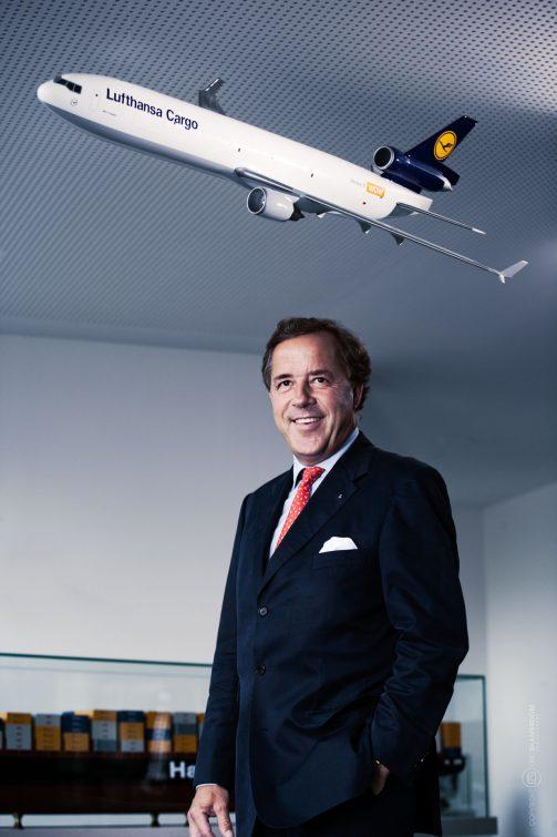 Jost Hellmann, Vorstand, Hellmann Worldwide Logistics SE & Co. KG | © Eric Shambroom Photography