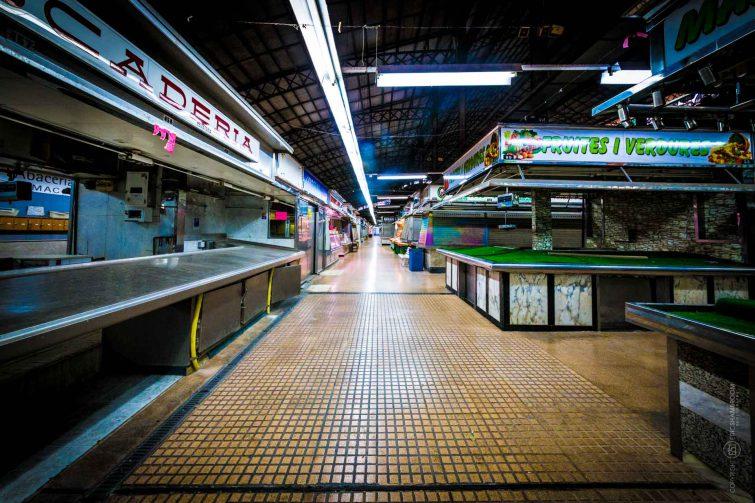 Barcelona Markthalle | © Eric Shambroom Photography