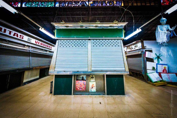 Markthalle in Barcelona