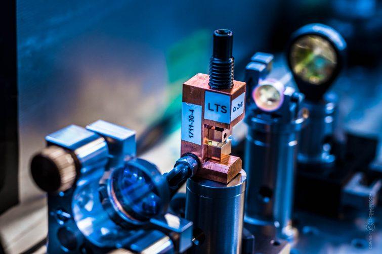 Forschungslabor: Laser Technology & Spectroscopy | © Eric Shambroom Photography