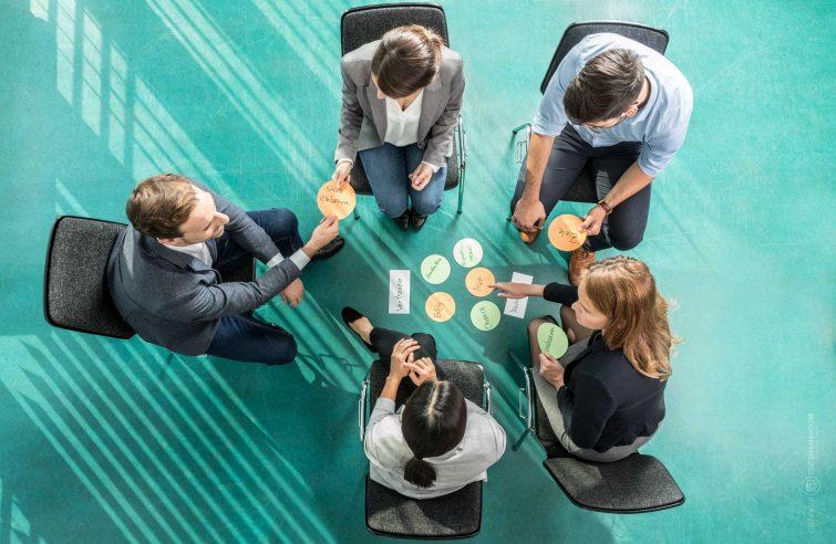 Corporate-Fotografie: Elbcampus Management Akademie | © Eric Shambroom Photography