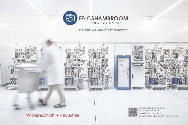 Eric Shambroom Photography Portfolio: Wissenschaft- und Industriefotografie