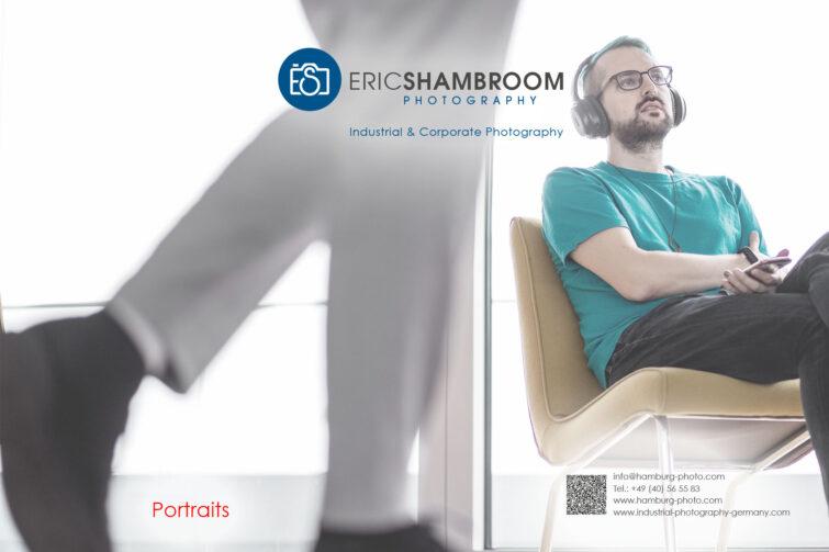 Eric Shambroom Photography Portfolio: Geschäftsportraits Businessportraits