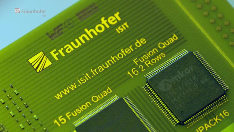 Microelektronik Fraunhofer ISIT | © Eric Shambroom Photography